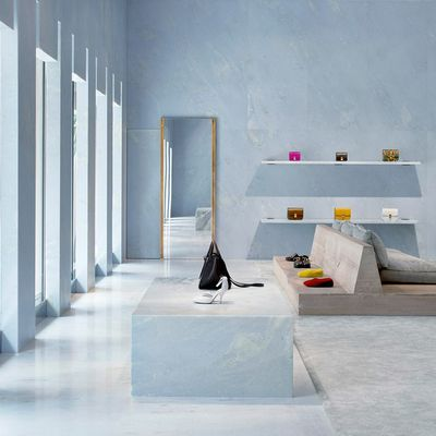 CELINE'S NEW FLAGSHIP STORE IN MIAMI BY SWISS STUDIO VALERIO OLGIATI