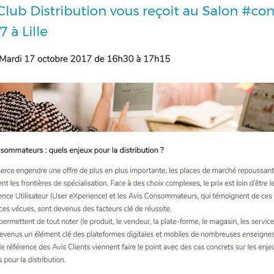 Adetem Club Distribution : avis consommateurs : quels enjeux pour la distribution ?