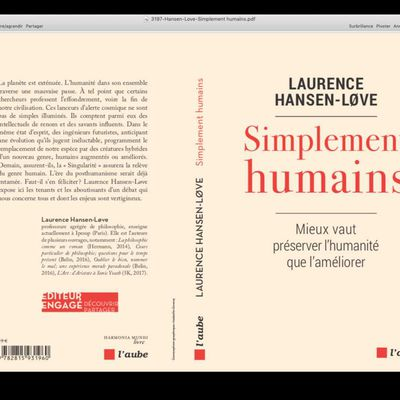 Simplement humains, Laurence Hansen-Love