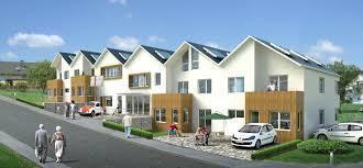 Immobilier : hausse dans la construction des logements en 2017