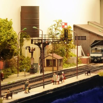 Retour à MODEL TRAINS 2018