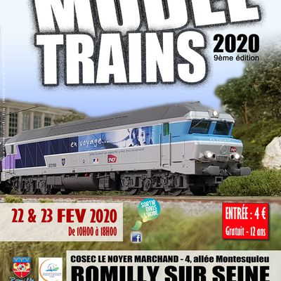 Expo MODEL TRAINS 2020