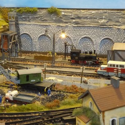 Retour à MODEL TRAINS 2020