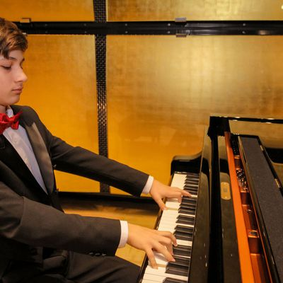 Boris Bikov, Piano, 13 years old - Bulgaria