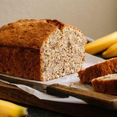 Banana Bread allégé