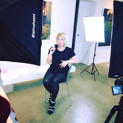 Interview de Veronica Antonelli: parcours d'une artiste atypique