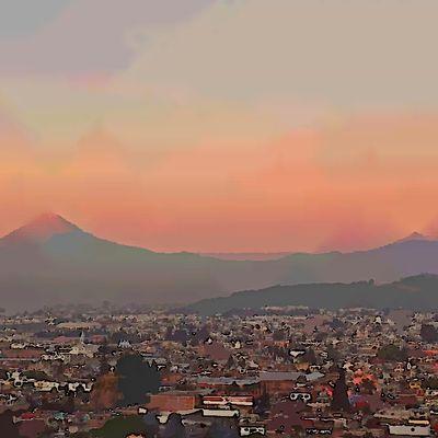Environs de Mexico