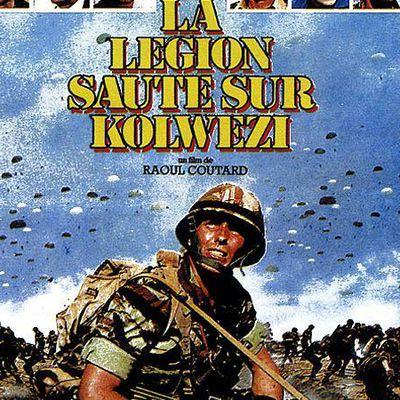 19 mai 1978 : La légion saute sur Kolwezi , Giscard en chef de guerre .