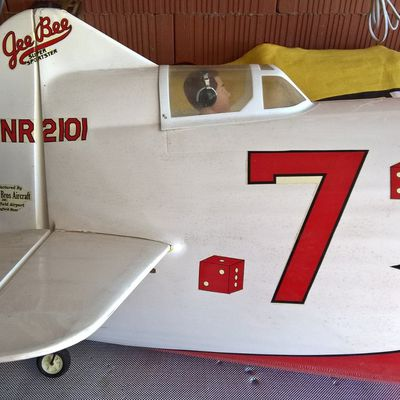 GEE BEE R2 1.72m.