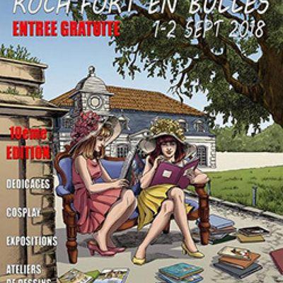 Festival BD / Rochefort sur mer
