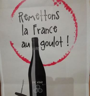 Vin : remettons la France au goulot !