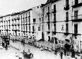 Gragnano/Italie : la fabrication de la pasta, ça vous dit quelque chose ?