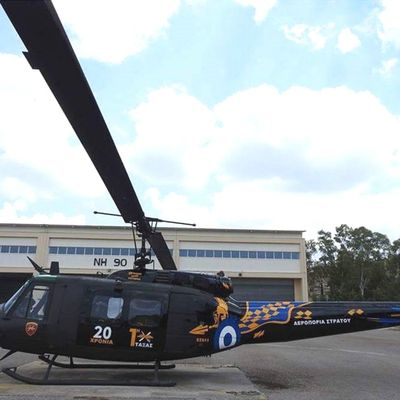 """Bell UH-1H """"Iroquois"""" - 1TEAS / 1st Army Aviation Battalion - 20 years/20 xponia"""