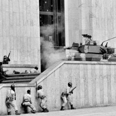 A 32 años, un par de asuntos sobre la toma del Palacio de Justicia por parte del M 19 y la retoma por parte del Ejército de Colombia