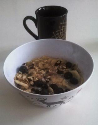 Mon petit-déjeuner préféré