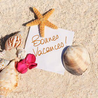 Bonne vacances !