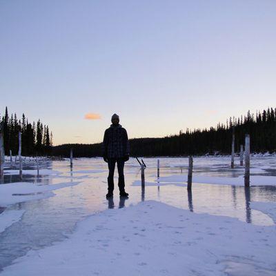 Canada - Celui qui attendait l'hiver avec impatience