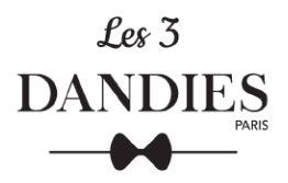 Les 3 Dandies