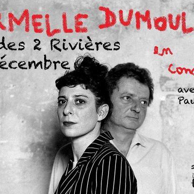La chanteuse Armelle Dumoulin aux 2 rivières le 15 décembre à 21h - en lien avec le Festival Les Originales