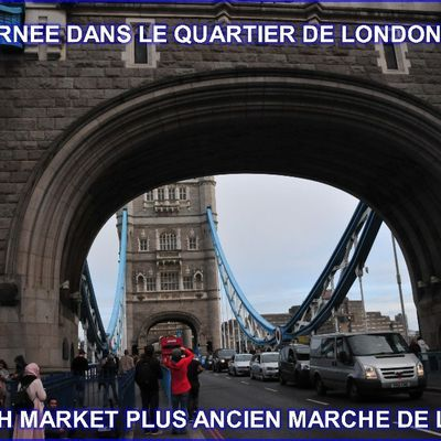 DANS L'EMOTION DU BOROUGH MARKET (4)