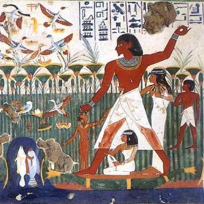 DE LA CONNOTATION ÉROTIQUE DE CERTAINES PEINTURES PARIÉTALES ÉGYPTIENNES : 3. LA SCÈNE DE PÊCHE DANS LES MARAIS