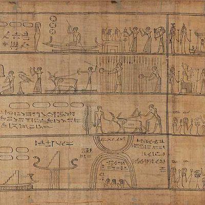 DE LA NAVIGATION ÉGYPTIENNE - CONSIDÉRATIONS LIMINALES : 9. LE LIVRE POUR SORTIR AU JOUR (Généralités)