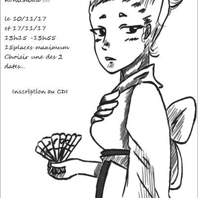 Initiation au japonais