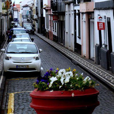 Ponta Delgada: promenade dans les rues … n 3 b