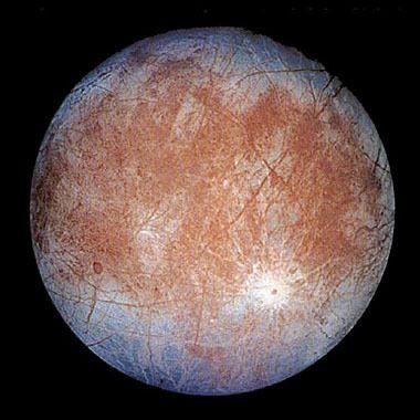 DE L'ASTRONOMIE : Europe et Titan, des terres de vie ?
