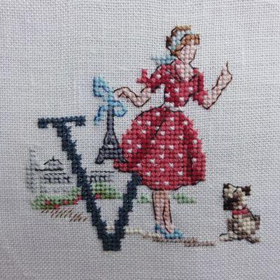 """Pochette """"Les Parisiennes"""""""
