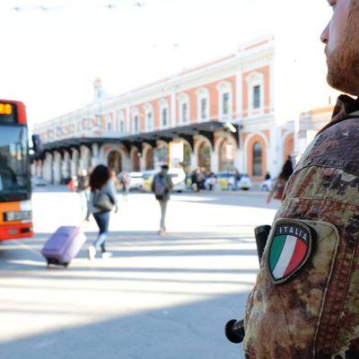 """Foggia:cambio di comando al Raggruppamento""""Puglia""""in Operazione""""Strade Sicure"""""""