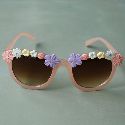 Customiser ses lunettes de soleil