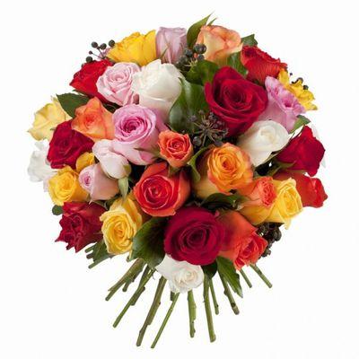 Comment réaliser ce bouquet de fleurs soi-meme