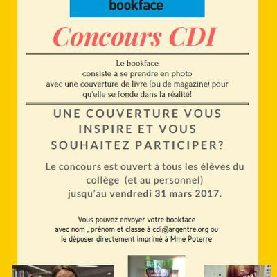 Concours CDI