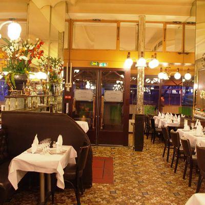La Brasserie Terminus Nord à Paris