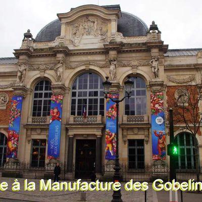 La Manufacture des Gobelins et la Savonnerie à Paris