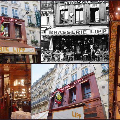 Une visite à la Brasserie Lipp 1880