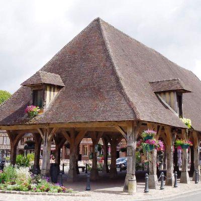 Lyons-la-Forêt Les Beaux villages de France