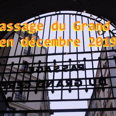 Le passage du Grand Cerf en décembre 2019