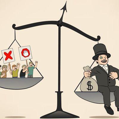 Arquitectura de la Desigualdad (XX)