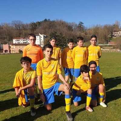 Match U13 2 contre Reyrieux.