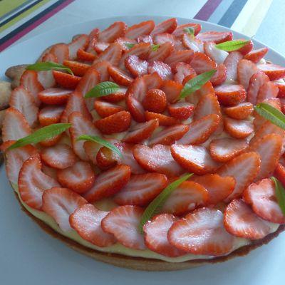 La tarte de Mai.