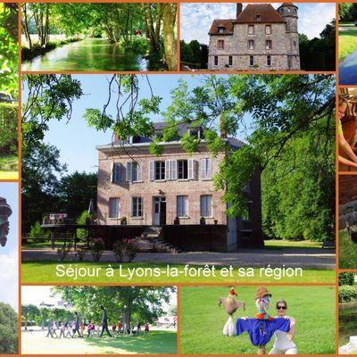 Séjour à Lyons-la-Forêt et sa région en 2019