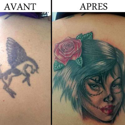 TATOUAGE COVER DE CONCETTA