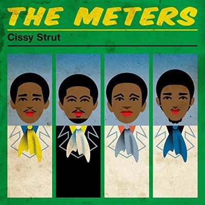 One track a day: CISSY STRUT by The Meters