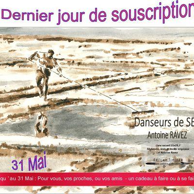 LE 31 MAI CLÔTURE DES SOUSCRIPTIONS