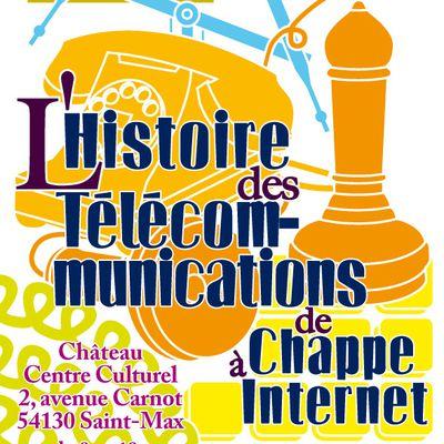 L'Histoire des Télécommunication de Chappe à Internet