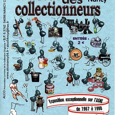 Salon des Collectionneurs le 7 et le 8 mars 2020