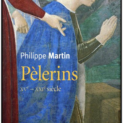 Pèlerins de Philippe Martin