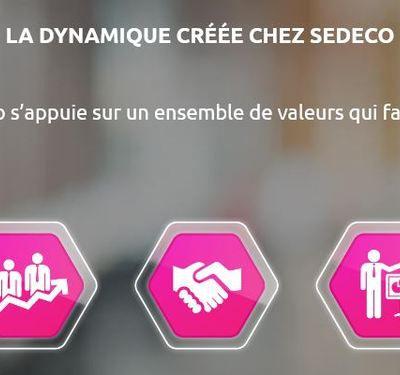 Business : coup d'œil sur les valeurs de SEDECO !